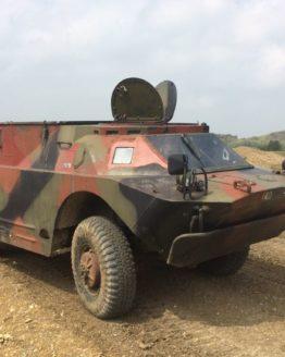SPW40 Radpanzer fahren 4